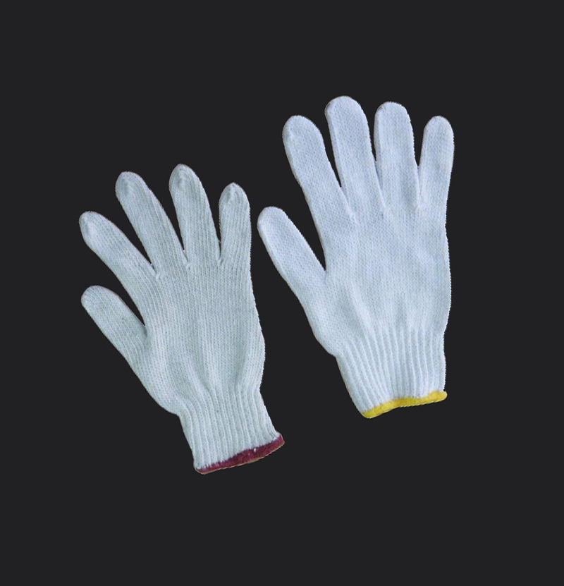 XG Cotton Knitted Gloves-190