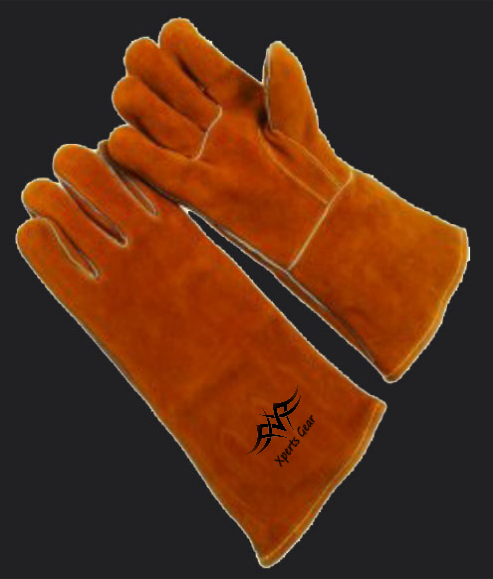 XG Leather Welding Glove 184