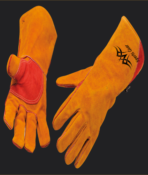 XG Leather Welding Glove 187